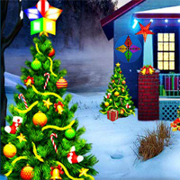 Free online flash games - Find the Santa Secret game - WowEscape