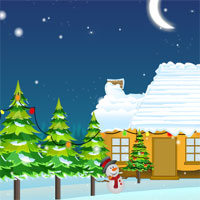 Free online flash games - Escape007Games Santa Clause Escape from the Snow C game - WowEscape