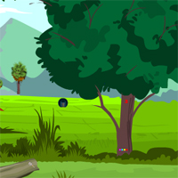 Free online flash games - ZooZooGames Monkey Escape From Forest game - WowEscape