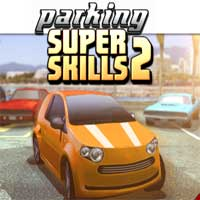 Free online flash games - Parking Super Skills 2 game - WowEscape