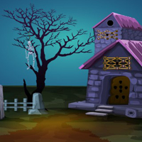 Free online html5 games - G4E Halloween Celebration Escape 2020 game