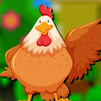 Free online flash games - Avm Happy Hen Escape game - WowEscape