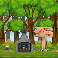 Free online flash games - Thanksgiving Release The Cute Jenny game - WowEscape
