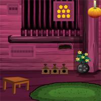 Free online flash games - Games4Escape Halloween Spooky Door Escape game - WowEscape