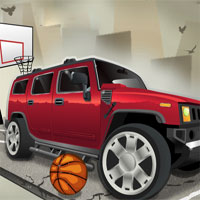 Free online flash games - Basketball Court Parking game - WowEscape