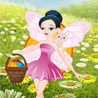WowEscape Save The Easter Fairy