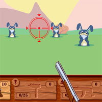 Free online flash games - Hunting Contest game - WowEscape