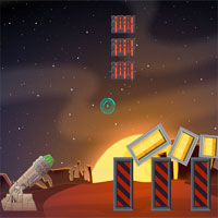 Free online flash games - Alien Blasters game - WowEscape