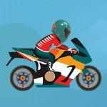 Free online flash games - Bike Racing HD game - WowEscape