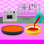 Free online html5 games - Cooking Fruit Cake game