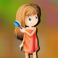 Free online flash games - Avm Combing Girl Escape