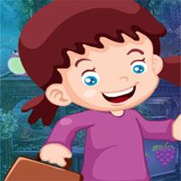 Free online flash games - G4K Little Girl Rescue From Dilapidated House