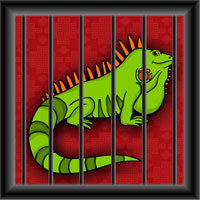 Free online flash games - Games2Jolly Green Iguana Rescue game - WowEscape