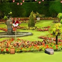 Free online flash games - Top10NewGames Valentine Garden Escape game - WowEscape