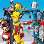 Free online flash games - Robots-Hidden Objects game - WowEscape
