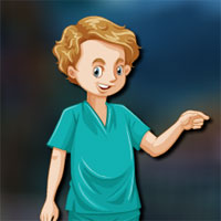 Free online flash games - Avm Hospital Worker Escape