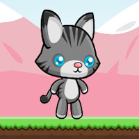Free online flash games - Moyo Happy Cat game - WowEscape
