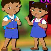 Free online flash games - Avm School Boy and Girl Escape game - WowEscape