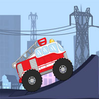 Free online flash games - Fireman Kids City game - WowEscape