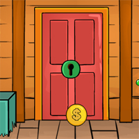 Free online flash games - Woody House Escape game - WowEscape