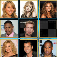 Free online flash games - Celebrity Couples game - WowEscape