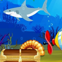 Free online flash games - 8b Rescue The Beauty Mermaid