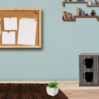Free online flash games - Ekey Peaceful Study Room Escape game - WowEscape