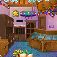 Free online flash games - The Christmas Gateau game - WowEscape