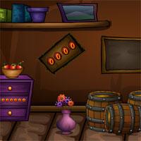 Free online flash games - NsrGames Old Villa Escape game - WowEscape