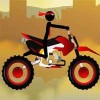 Free online flash games - Stickman Fun Ride game - WowEscape