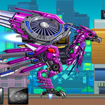 Free online flash games - Robot Eagle game - WowEscape