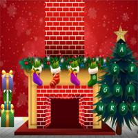 Free online flash games - Christmas Escape Amgelescape game - WowEscape