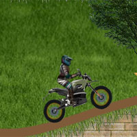 Free online flash games - Speedy Moto Quest game - WowEscape