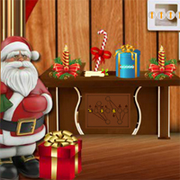 Free online flash games - Find The Christmas Dress game - WowEscape