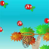 Free online flash games - Falling Apple CuteFlashGames game - WowEscape