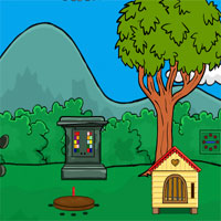Free online flash games - Games2Jolly Rescue The Forest Cat game - WowEscape