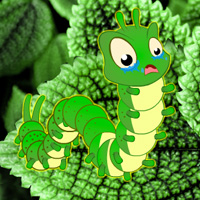 Free online flash games - Wonder Worm Leaf Forest Escape game - WowEscape
