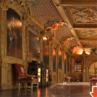 Free online flash games - KNF European king palace escape game - WowEscape