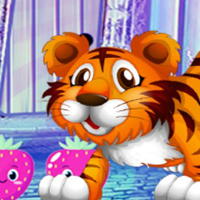 Free online flash games - G4K Stalking Tiger Escape