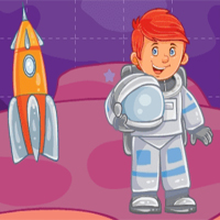Free online flash games - Astronaut In Maze game - WowEscape