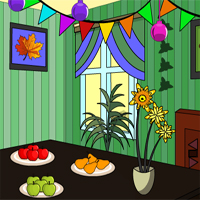 Free online flash games - Knf Thanksgiving Relative House game - WowEscape