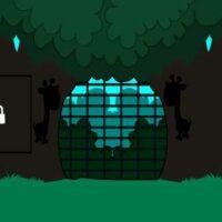 Free online html5 escape games - G2M Giraffe Land Escape
