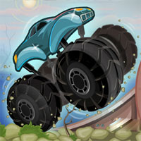 Free online flash games - Extreme Trucks 1 game - WowEscape