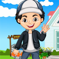 Free online flash games - G4k if You Can Rescue Stylish Boy  game - WowEscape
