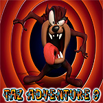 Free online flash games - Taz Adventure 3 game - WowEscape