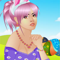Games2dress Easter Beauty Makeover