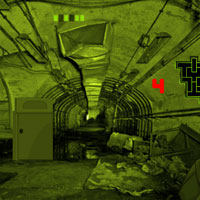 Free online flash games - Gold Tunnel Escape game - WowEscape