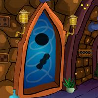 Free online flash games - Games4Escape Winter Crazy Door Escape game - WowEscape