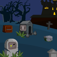 Free online flash games - G4E Halloween Ghost Rescue  game - WowEscape