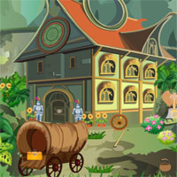 Free online flash games - Gelbold Oppenheimer Diamond Escape game - WowEscape